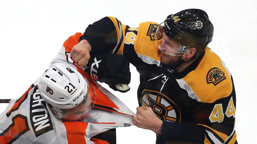 Preview: Flyers vs Bruins 01/16/19