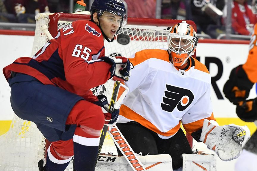 Preview: Flyers vs Capitals 01/08/19