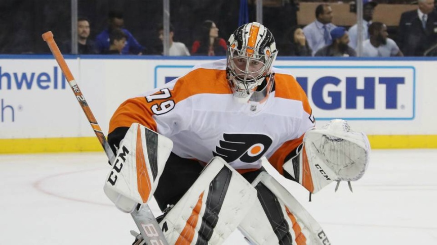 Flyers Face a Grueling Schedule to Finish Out TheSeason