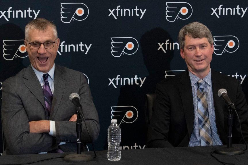 "The Untouchable, the Tradable, and the ""What Do You Even Do Here?"" of the Flyers"