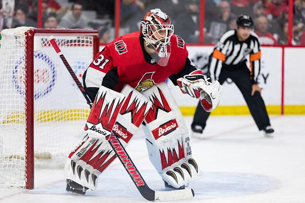Nilsson last word on hockey