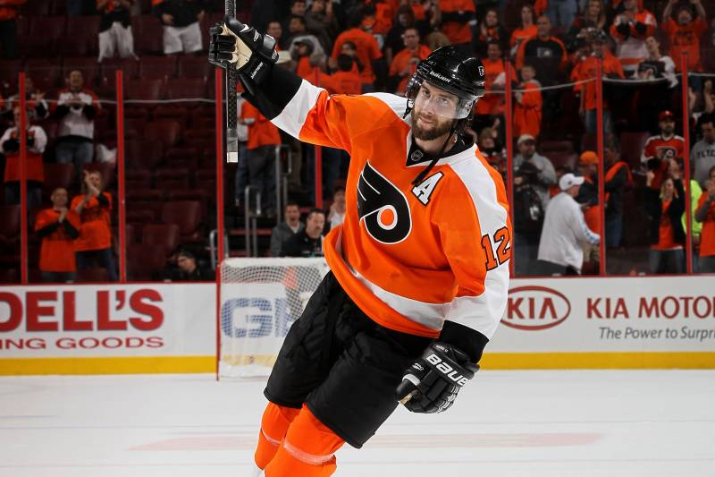 Top 5: Flyers Reunited with theTeam