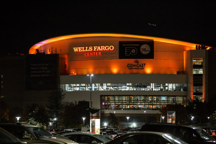 The Fan Experience of the Wells Fargo Center Upgrades