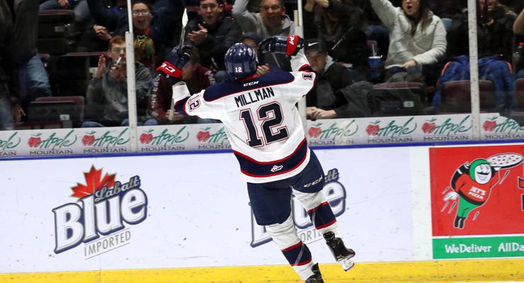 The Flyers Junior Hockey Prospect Recap (Oct. 22 – Oct.27)
