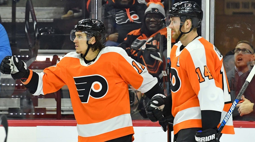 9 Game Review #1: The Flyers are Fun Again(?)