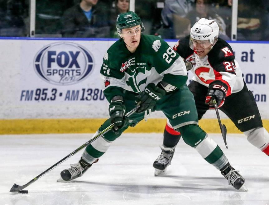 The Flyers Junior Hockey Prospect Recap (Nov. 19 – Nov.24)