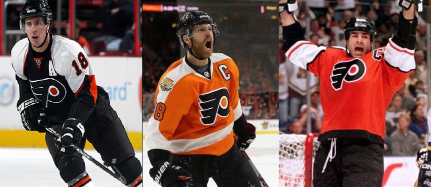 Worst To First Philadelphia Flyers Jerseys