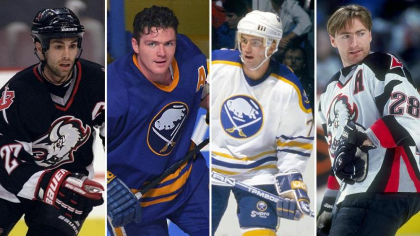 Worst to First: Buffalo Sabres Jerseys