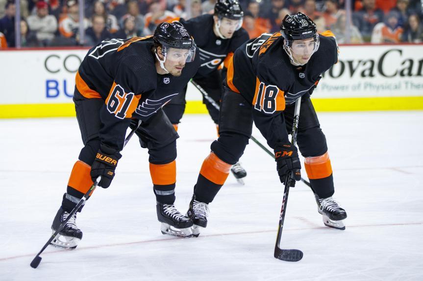 Flyers UFA/RFA ContractProjections