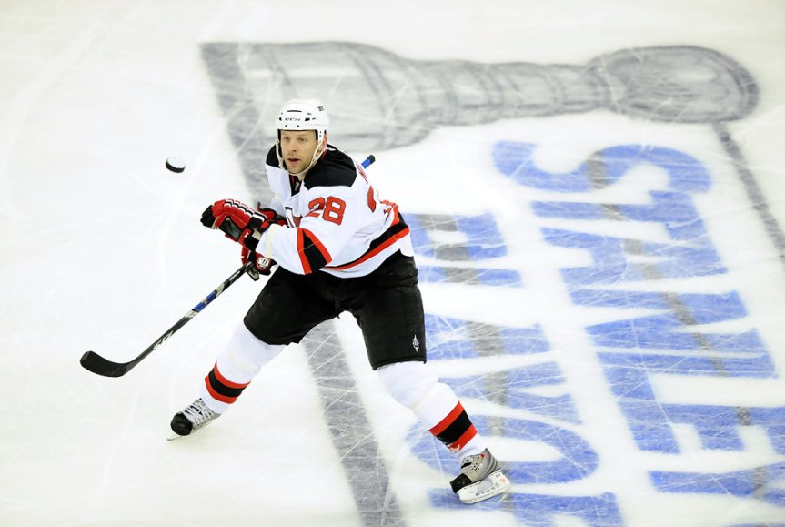 Top 5: Players You Forgot Were New JerseyDevils
