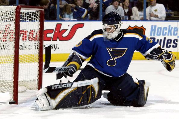 Top 5: Players You Forgot Were St. Louis Blues