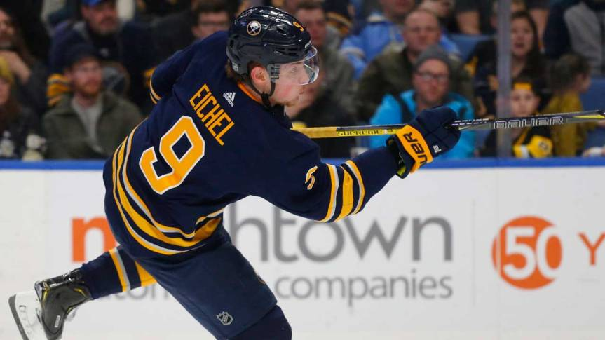 Jack Eichel to the Flyers? The Cost of Acquiring aSuperstar