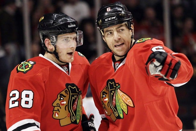 Top 5: Players You Forgot Were Chicago Blackhawks