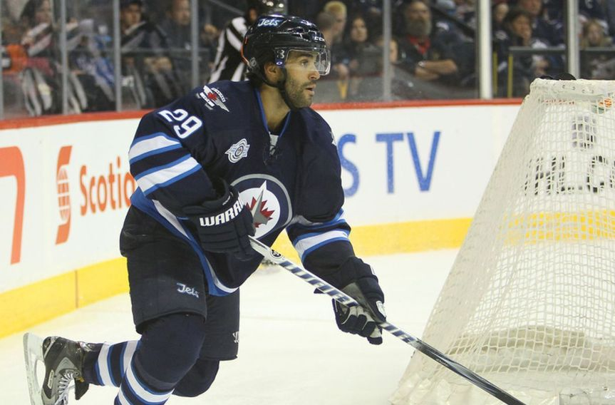 Top 5: Players You Forgot Were Winnipeg Jets