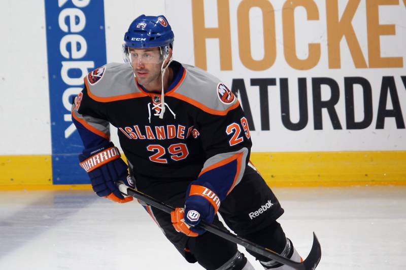 Top 5: Players You Forgot Were New York Islanders