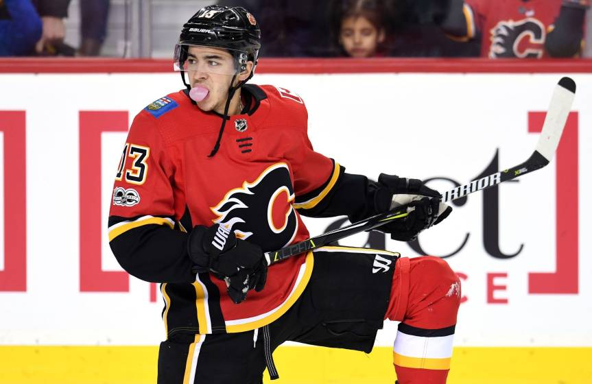 About Those Johnny Gaudreau Trade Rumors