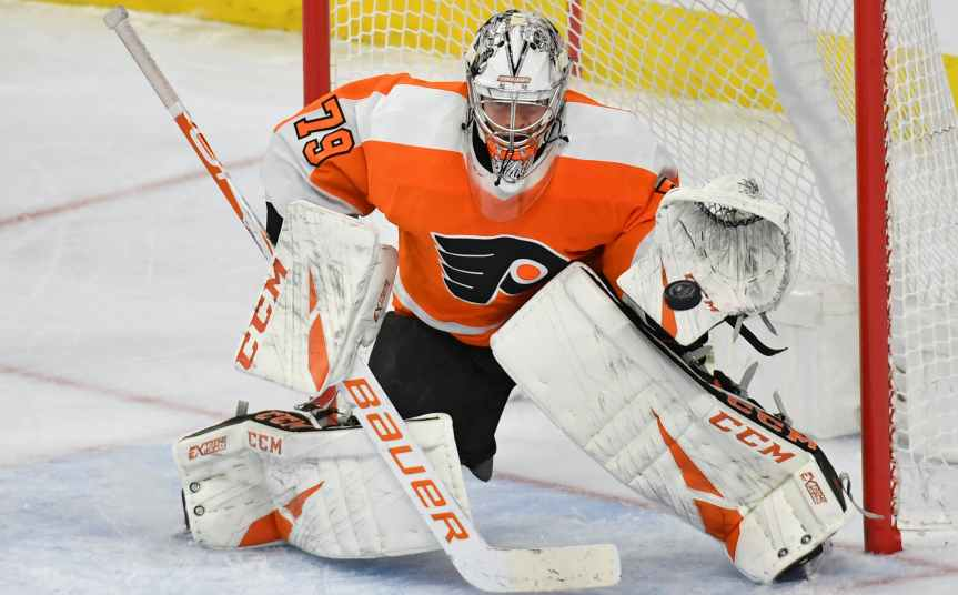Using Comparables to Predict Carter Hart's Next Contract