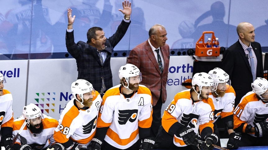 The Thrill of Victory and Agony of Defeat: Another Chapter in the Flyers Rebuild is Complete