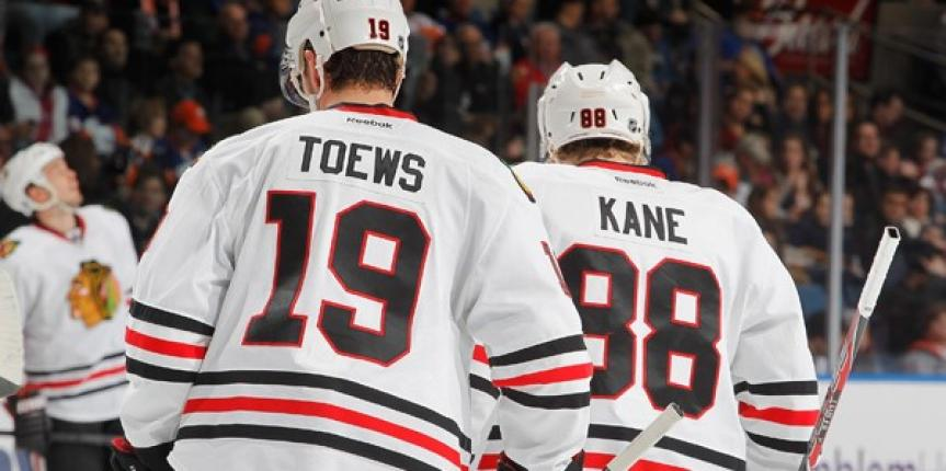 Should the Flyers Pick the bones of the Blackhawks?