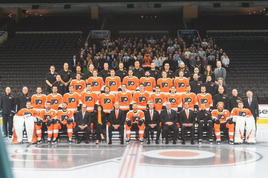 Philadelphia Flyers State of the Union