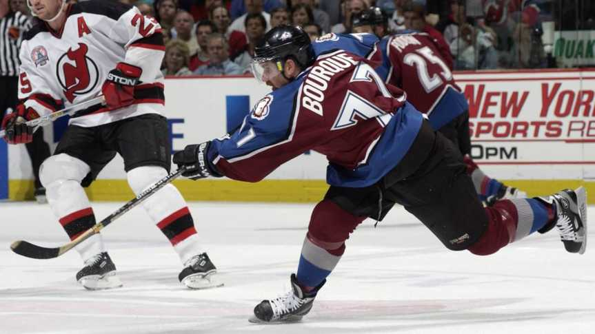 Top 5: Best Trades by Organization- ColoradoAvalanche