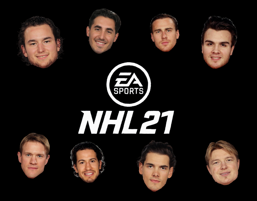 Comprehensive List of Every Former Flyer in NHL21