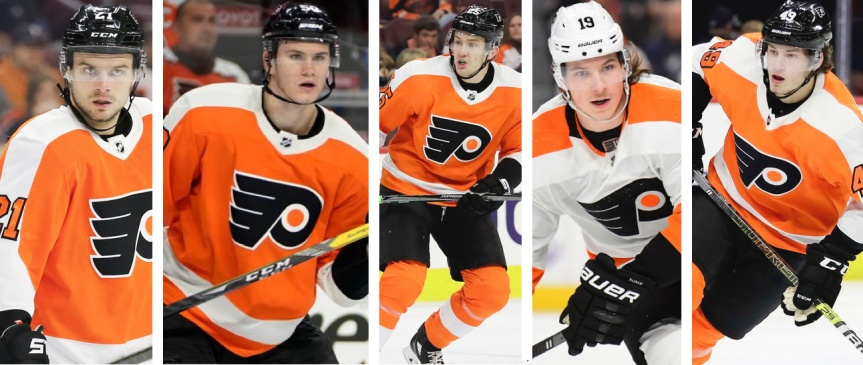 In-Depth Breakdown of the Flyers Bottom Six