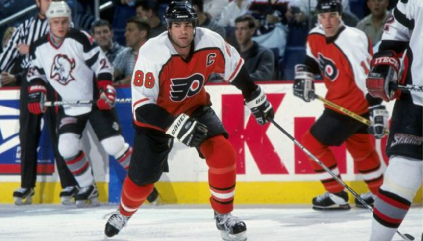A Long Overdue Apology to EricLindros