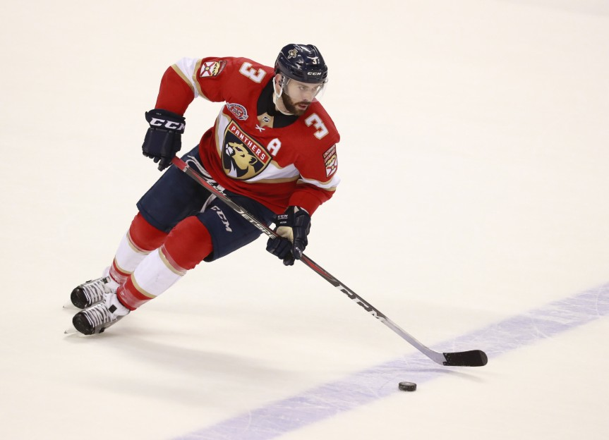 A Keith Yandle Trade Isn't About A Player, It's About A Mindset