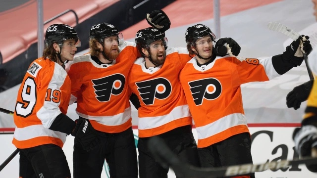 2021 Outlook: Flyers On Track To Be Best InDivision