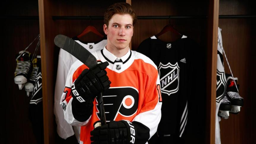 The Curious Case of Nolan Patrick