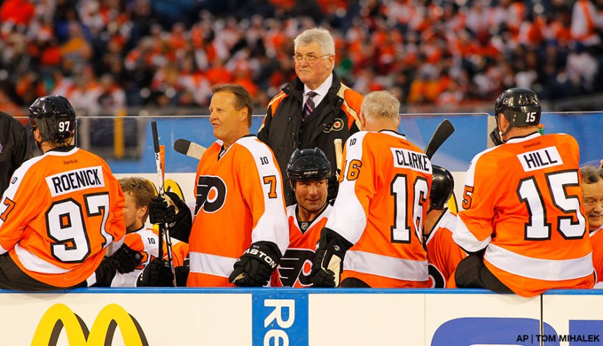Flyers All Time Team