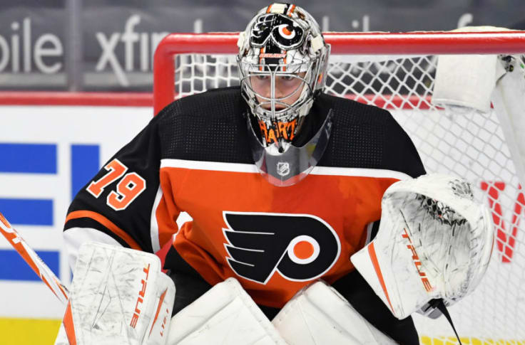 Do Not Fret Over Carter Hart's Injury, He's Going To Be Just Fine