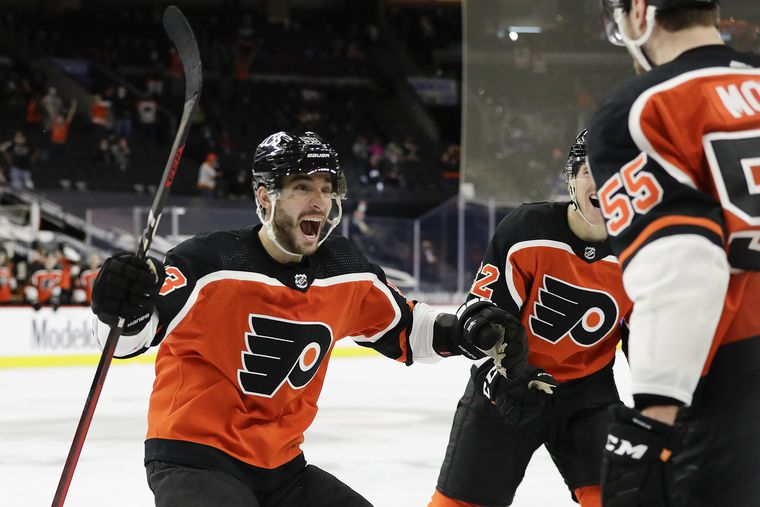Shayne Gostisbehere and Samuel Morin: A Duo Eight Years In The Making