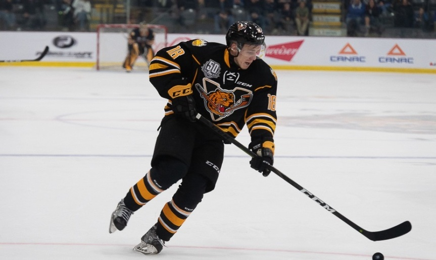 The Flyers CHL Prospect Report (Apr. 14 – Apr. 30)