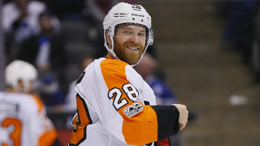 Claude Giroux Chasing Greatness, A Stat-by-StatBreakdown
