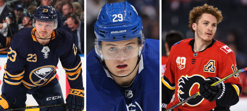 Top 5: Young Stars the Flyers Should Look To Add This Summer
