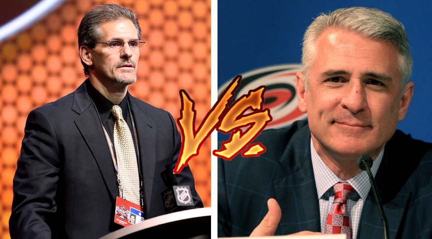 Flyers vs. Hurricanes: A Case Study of Drafting and Player Development During the Hextall Era(2014-2018)