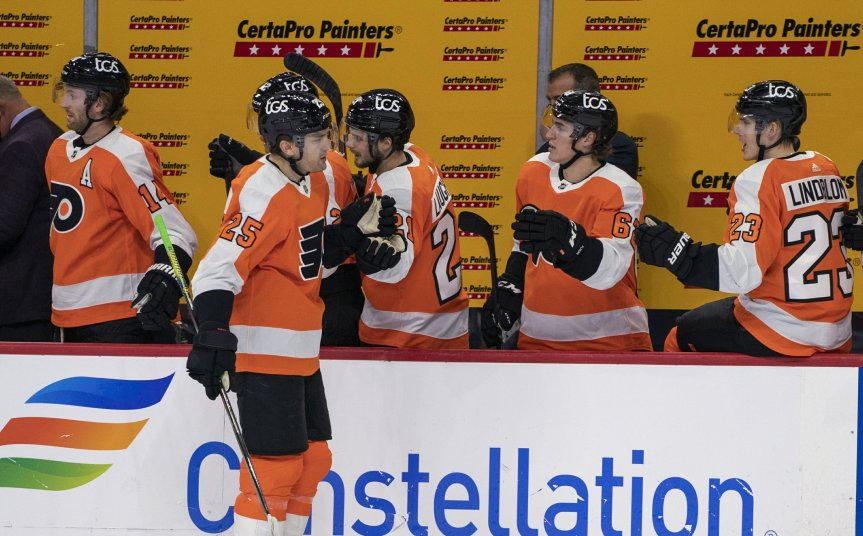 Fair Expectations and Predictions for the FlyersForwards