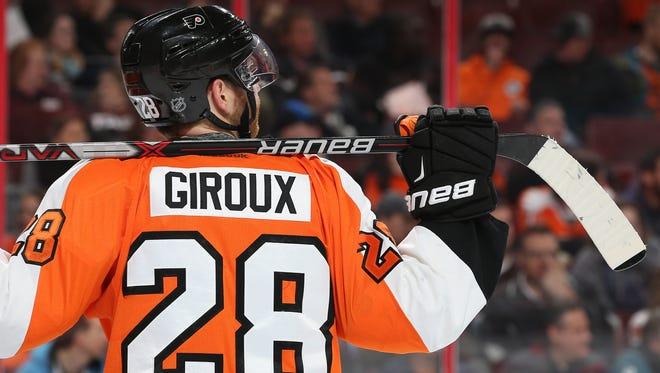 Predicting Claude Giroux's NextContract
