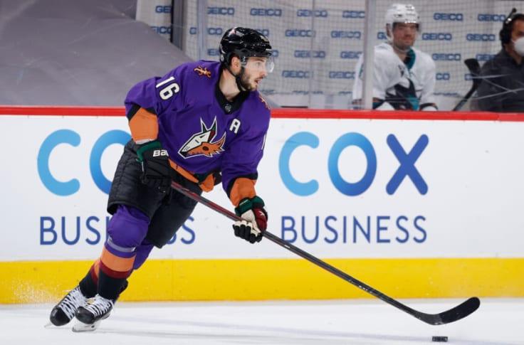 Flyers Add Forward Depth with Derick BrassardSigning