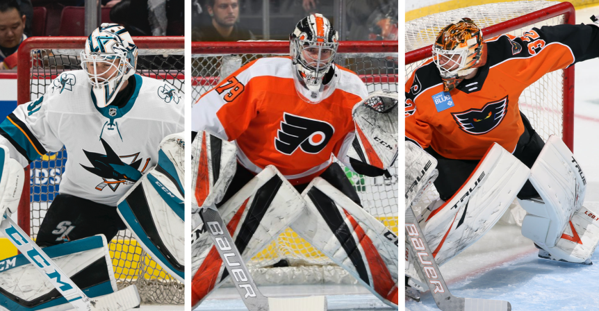 Fair Expectations and Predictions for the FlyersGoaltending