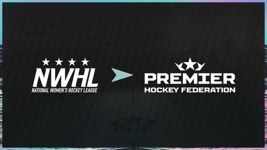 NWHL to Rebrand as Premier HockeyFederation