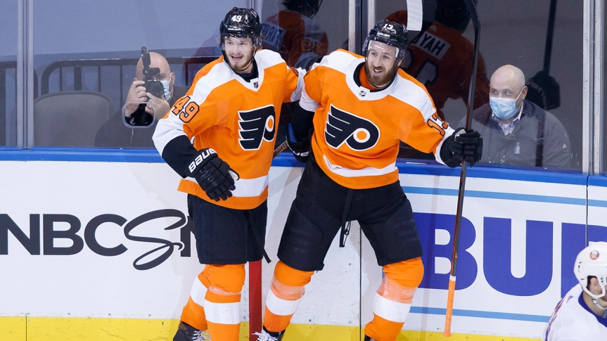 Top 5: Flyers Lines We Want to See ThisSeason
